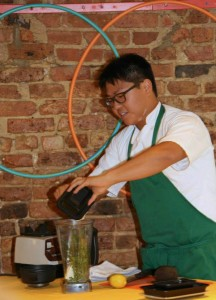 Chef HC Choi